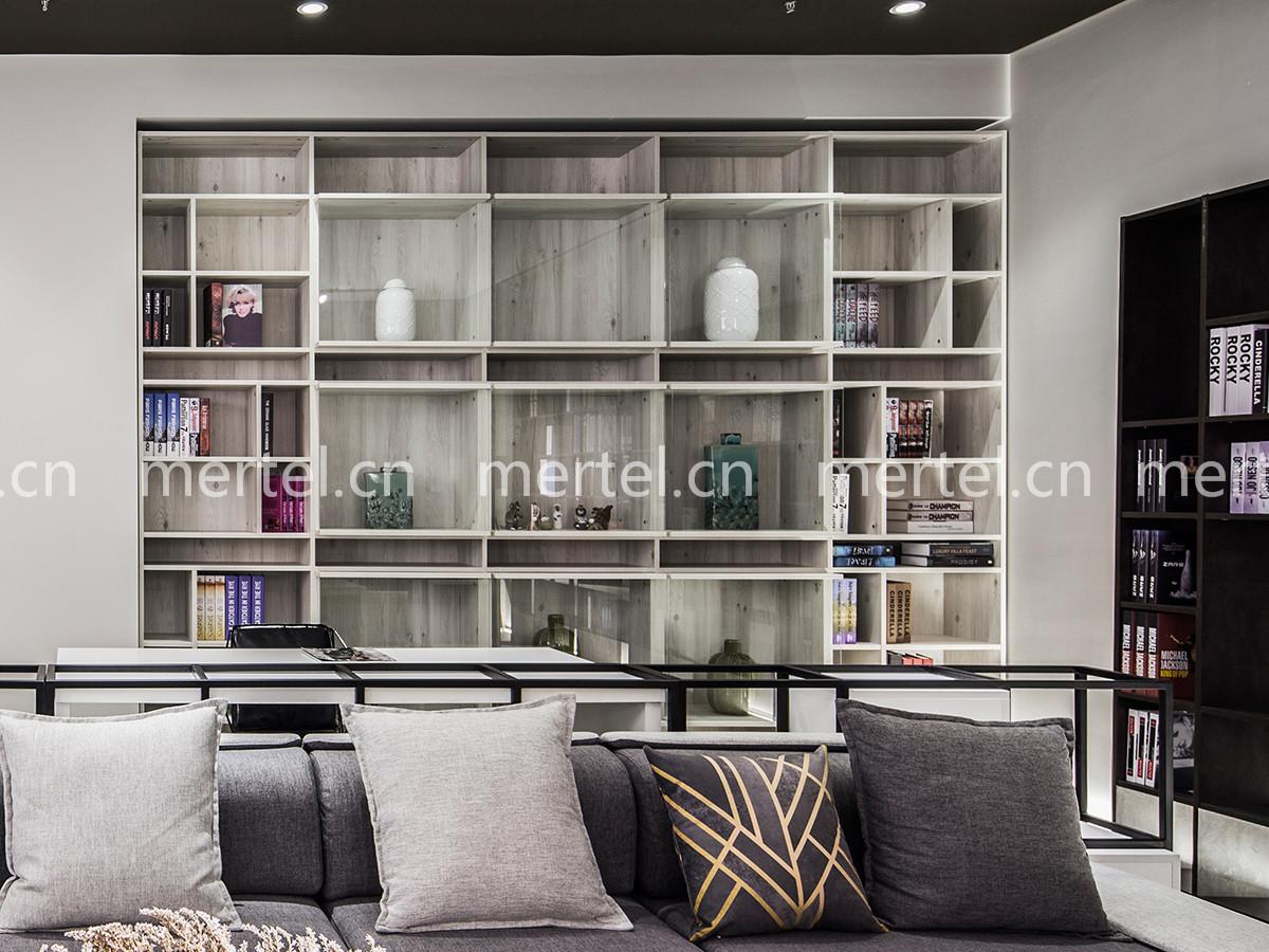 定制家具能够极大地节省空间,还非常的美观实用,你信不信?
