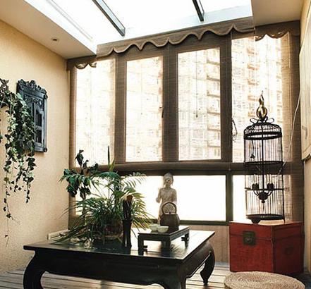 雕花玻璃简单线条效果图